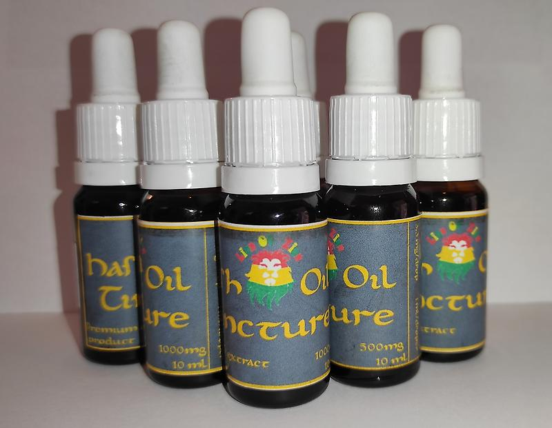 Hash-oil Mouth Drops 10ml