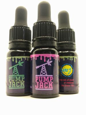 Pumpjack wellness oil: TCH & CBD